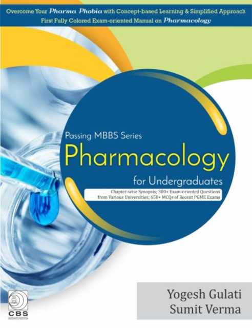 Passing MBBS Pharmacology for Undergraduates