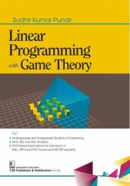 Linear Programming With Game Theory