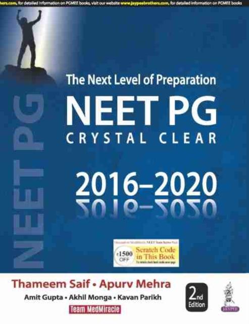NEET PG Crystal Clear