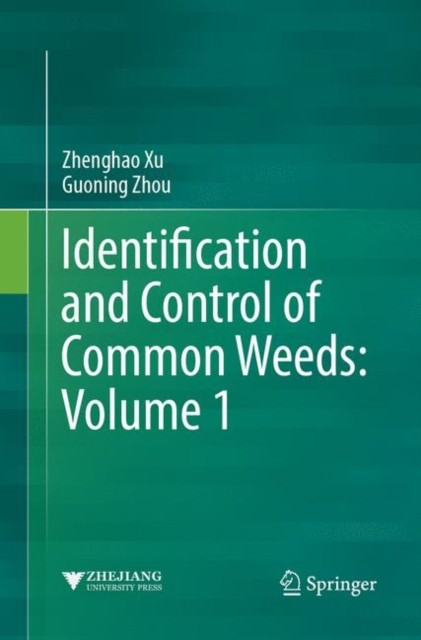 Identification and Control of Common Weeds: Volume 1