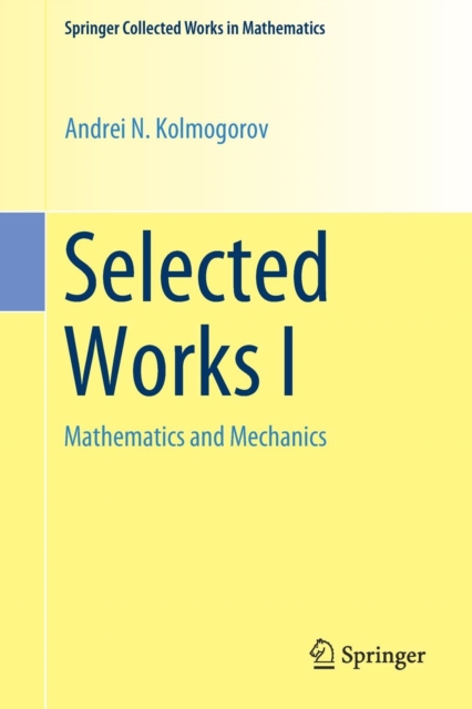 Selected Works I