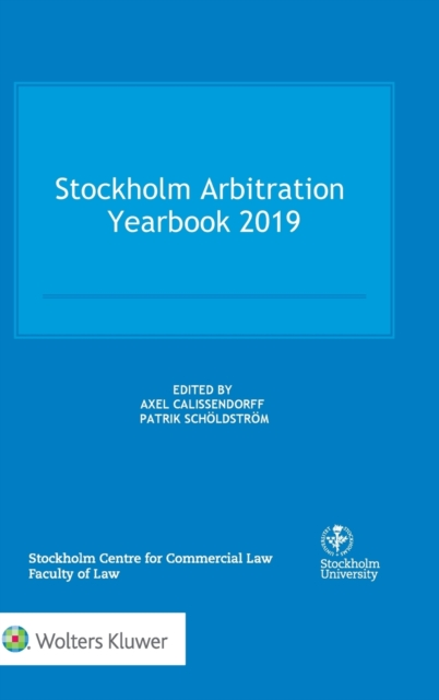 Stockholm Arbitration Yearbook 2019