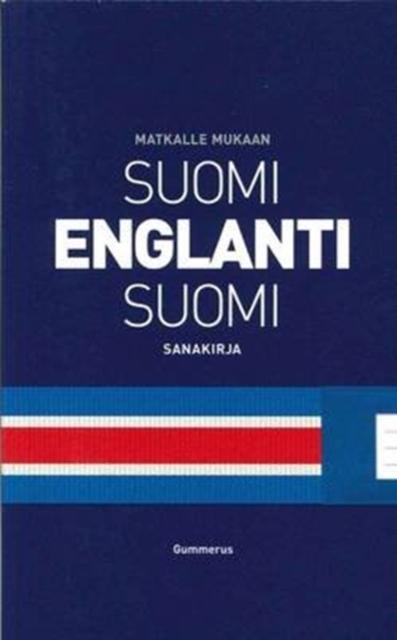 Finnish-English & English-Finnish Dictionary