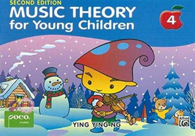 Music Theory for Young Children - Book 4