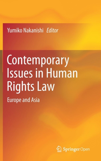 Contemporary Issues in Human Rights Law