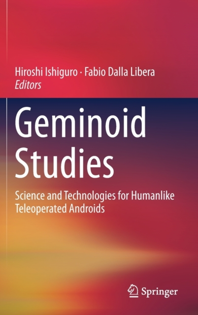 Geminoid Studies
