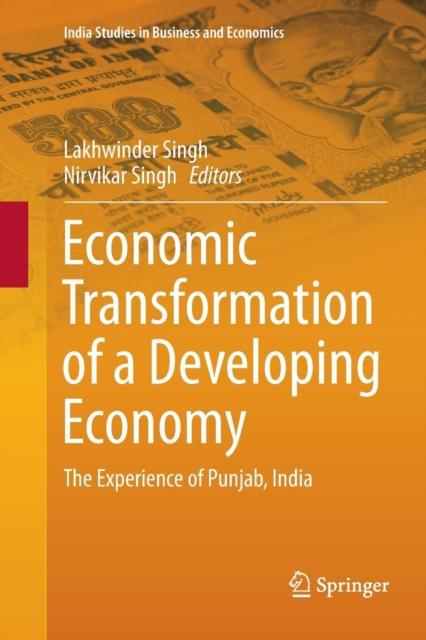 Economic Transformation of a Developing Economy