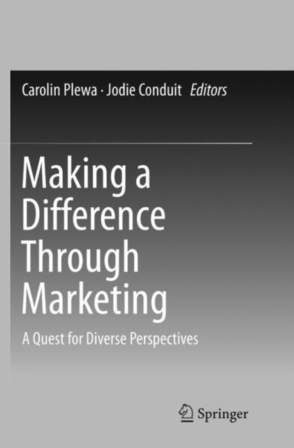 Making a Difference Through Marketing