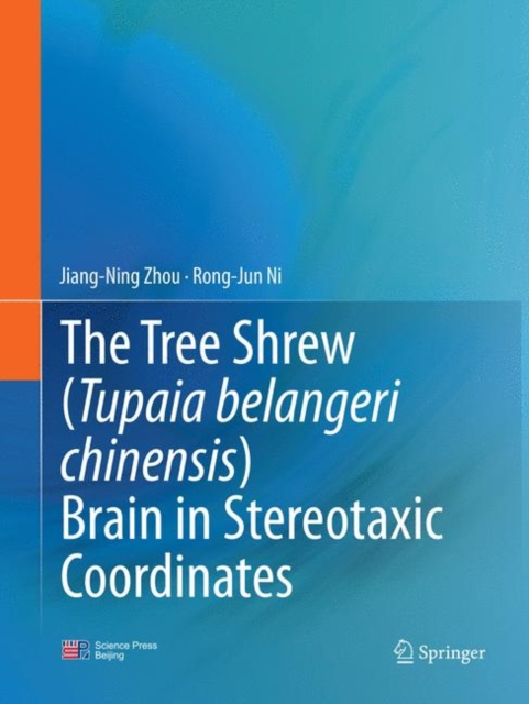 Tree Shrew (Tupaia belangeri chinensis) Brain in Stereotaxic Coordinates