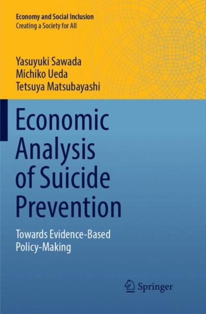 Economic Analysis of Suicide Prevention