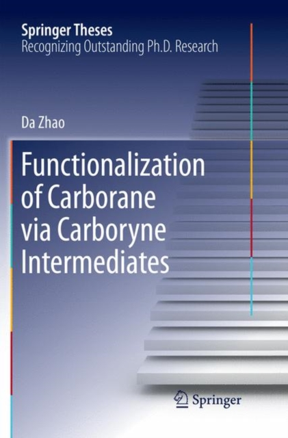 Functionalization of Carborane via Carboryne Intermediates