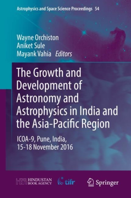 Growth and Development of Astronomy and Astrophysics in India and the Asia-Pacific Region