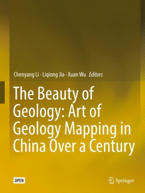 Beauty of Geology: Art of Geology Mapping in China Over a Century