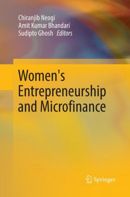 Women's Entrepreneurship and Microfinance
