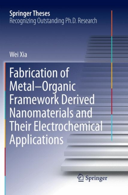 Fabrication of Metal-Organic Framework Derived Nanomaterials and Their Electrochemical Applications