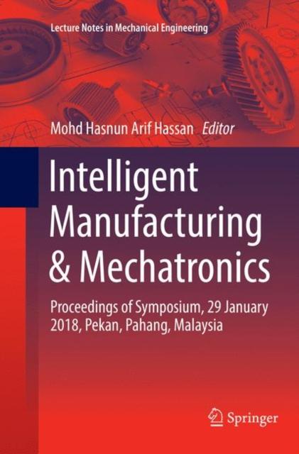 Intelligent Manufacturing & Mechatronics