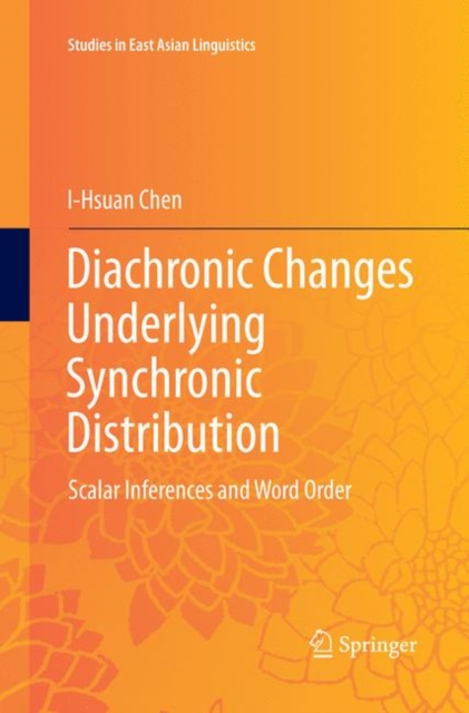 Diachronic Changes Underlying Synchronic Distribution