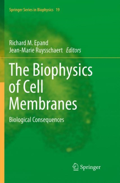 Biophysics of Cell Membranes