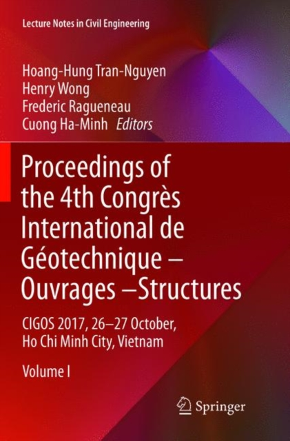 Proceedings of the 4th Congres International de Geotechnique - Ouvrages -Structures