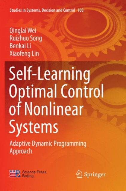 Self-Learning Optimal Control of Nonlinear Systems