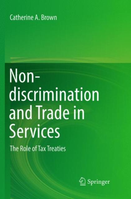 Non-discrimination and Trade in Services