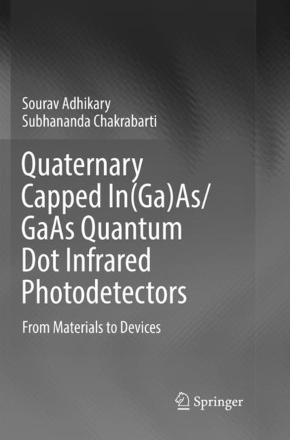 Quaternary Capped In(Ga)As/GaAs Quantum Dot Infrared Photodetectors