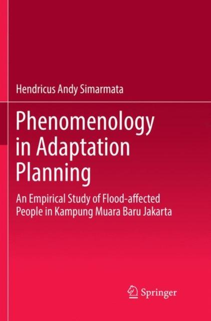 Phenomenology in Adaptation Planning