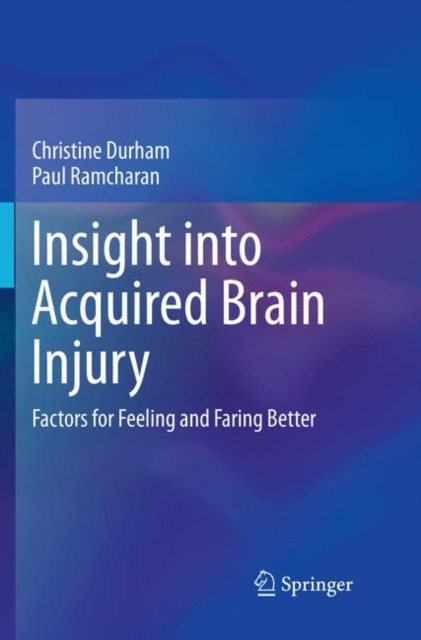 Insight into Acquired Brain Injury