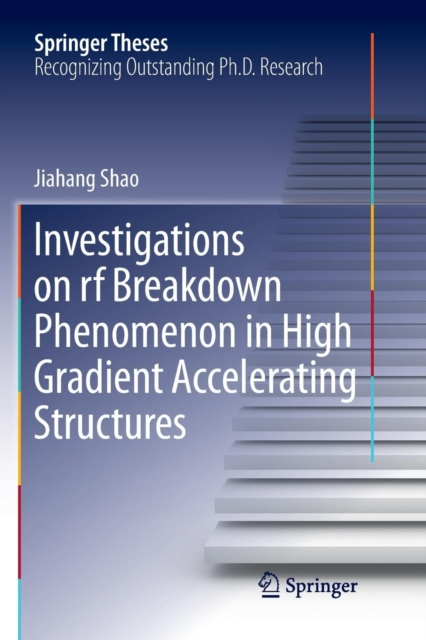 Investigations on rf breakdown phenomenon in high gradient accelerating structures