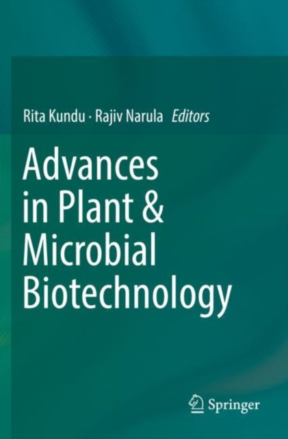 Advances in Plant & Microbial Biotechnology