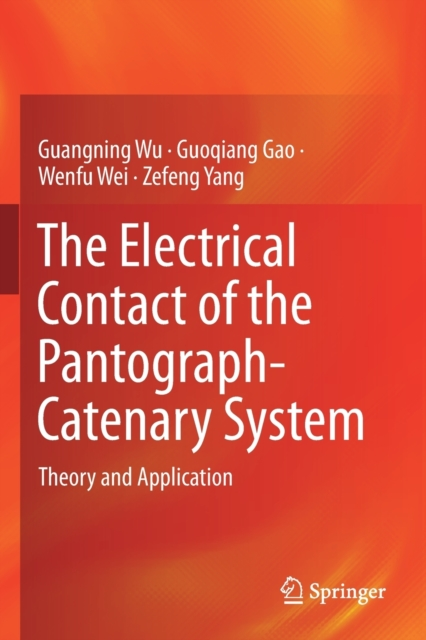 Electrical Contact of the Pantograph-Catenary System