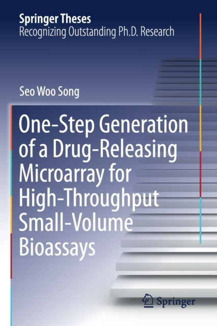 One-Step Generation of a Drug-Releasing Microarray for High-Throughput Small-Volume Bioassays