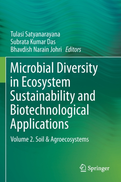 Microbial Diversity in Ecosystem Sustainability and Biotechnological Applications