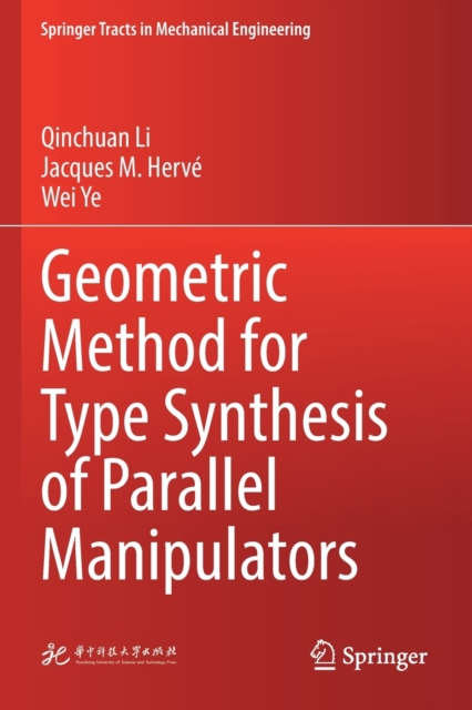 Geometric Method for Type Synthesis of Parallel Manipulators