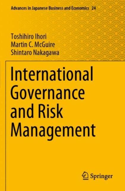 International Governance and Risk Management