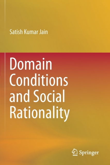 Domain Conditions and Social Rationality