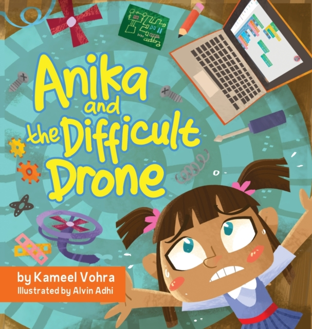 Anika and the Difficult Drone