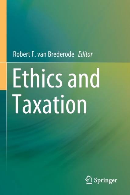 Ethics and Taxation