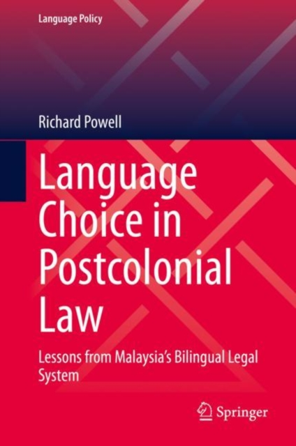 Language Choice in Postcolonial Law