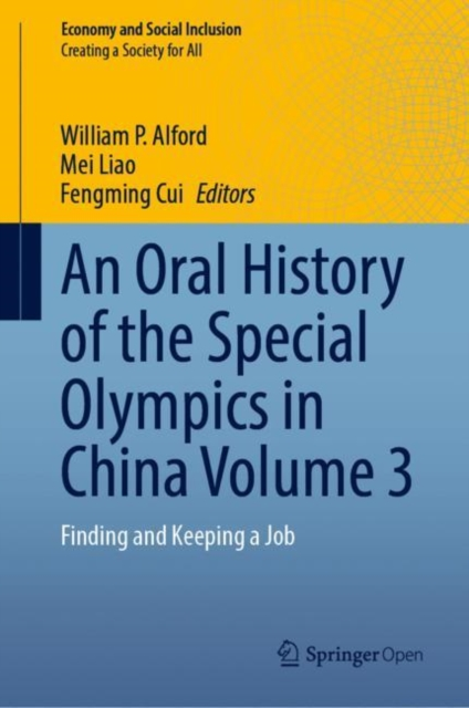 Oral History of the Special Olympics in China Volume 3