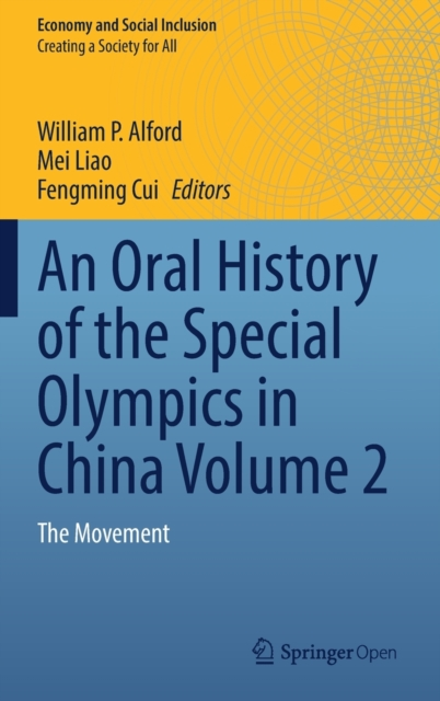 Oral History of the Special Olympics in China Volume 2