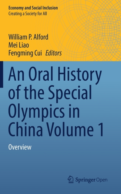 Oral History of the Special Olympics in China Volume 1