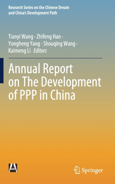 Annual Report on The Development of PPP in China