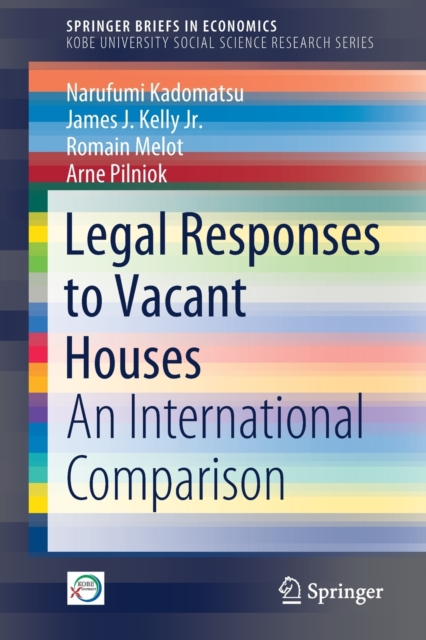 Legal Responses to Vacant Houses