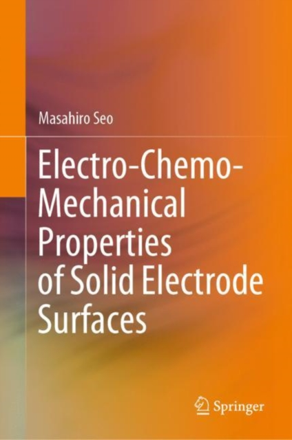 Electro-Chemo-Mechanical Properties of Solid Electrode Surfaces