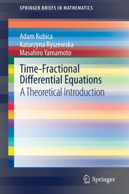 Time-Fractional Differential Equations