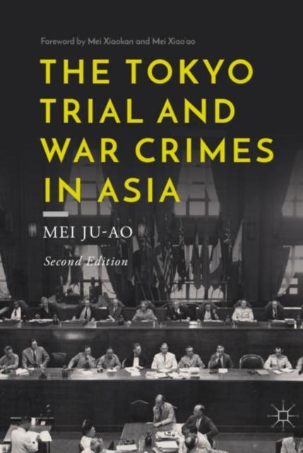 Tokyo Trial and War Crimes in Asia