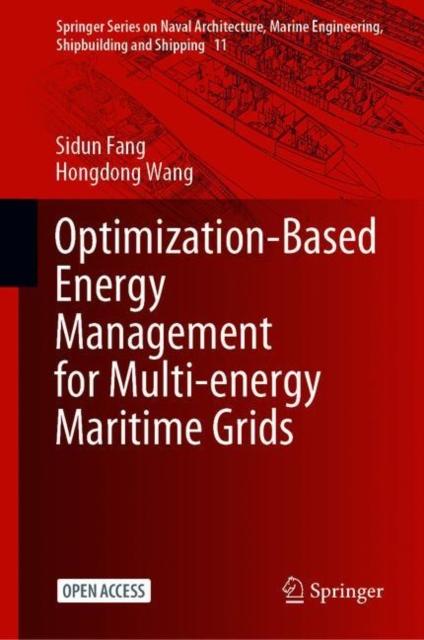 Optimization-Based Energy Management for Multi-energy Maritime Grids