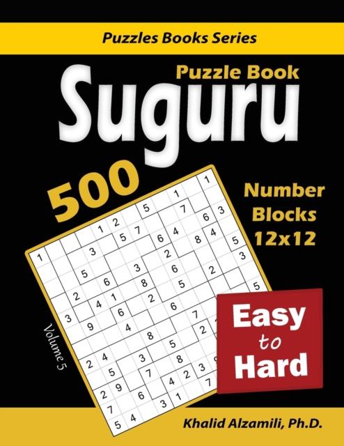 Suguru Puzzle Book