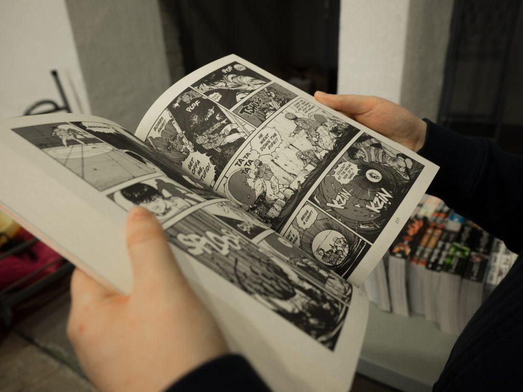 Află ce serie manga ți se potrivește în funcție de cărțile favorite